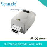Printer os-214 van het Etiket van de Streepjescode van Argox