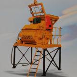 Jzc350 Eléctrico Portátil cemento hormigonera