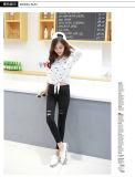 Cottonstretch Fashion Denim der neuen Art-Dame Jeans