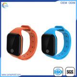 Perseguidor elegante de la actividad de la aptitud del silicón del Wristband de la visualización de OLED
