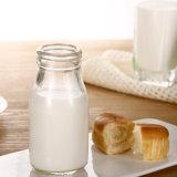 De Fles van de Opslag van het Glas van /Beverage van de melk (GJ340)