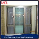 Schiebendes Fenster-Vorhang-Aluminiumfenster