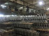 Neue Ankunft! Justierbare Sitzbreiten-manueller Aluminiumrollstuhl