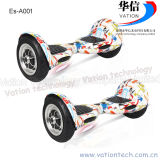 Vespa del balance del uno mismo de dos ruedas, 10 pulgadas Hoverboard Es-A001