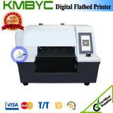 Impressora UV do tamanho A4, impressora da caixa do telefone