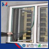 جديدة تصميم اللون الأخضر مغنطيسيّة شبكة نافذة شاشة