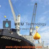 35t de zeeZak van het Gewicht van het Water van de Test van de Lading van de Kraan & van de Kraanbalk