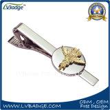 Clip di legame su ordinazione del metallo per il regalo degli uomini