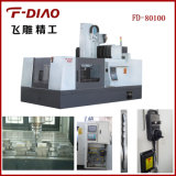 Тяжелый тип машина маршрутизатора CNC с системой Syntec (FD-80100)