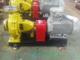 공장 공급 원심 기름 펌프, 수평한 펌프