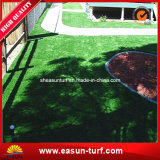 Jardín de césped artificial sintético paisajismo