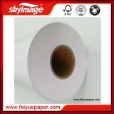 17 mm Antil-Curl 45GSM Fast Dry Sublimation Transfert Papier Impression haute vitesse pour Ms-Jp7