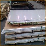 Platte des Edelstahl-201/304/304L/316L durch kaltes/warm gewalztes
