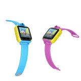 Los niños de 3G Android reloj GPS teléfono móvil