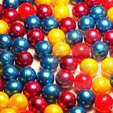 Liso y brillante en la mosca superficial Paintball recto para el OEM