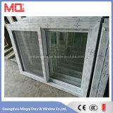 O vidro temperado Slidng Janela de PVC com Net
