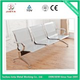 3 Seater allgemeiner Park-Metallstuhl-Prüftisch