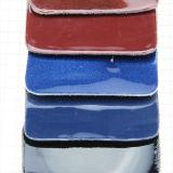 Cuoio lucido delle borse del cuoio di pattini dell'unità di elaborazione della superficie dello specchio di modo (CF5612A)