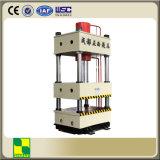 Yz32 Série 4 Quatre colonnes Machine à presse hydraulique manuelle, double action Dessin profond Presse hydraulique