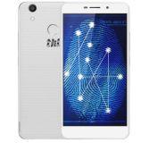 Originele Thl T9 plus Androïde 6.0 5.5inch 4G Mobiele identiteitskaart van de Vingerafdruk van ROM 3000mAh van de RAM van de Kern van de Vierling van de Telefoon Mtk6737 2g 16g 16MP het Slimme Wit van de Telefoon