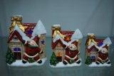 Regalo della decorazione della casa del mestiere del supporto di candela della resina