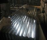 Mattonelle di tetto ondulate galvanizzate coprendo strato/lo strato ondulato tetto dello zinco