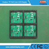 SMD Engry Saving P5mm Full Color LED exibição de publicidade ao ar livre
