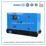 conjunto de generador diesel insonoro silencioso 50kw con el motor de Weichai