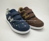 2017 ботинок малыша вскользь с сеткой & верхушкой PU для Unisex
