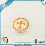 Promotion de professionnels de la conception 3D'insigne métallique de la broche