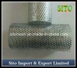 ステンレス鋼の金網シリンダーフィルターかろ過材