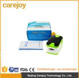 Máquina-Candice portátil do oxigênio do oxímetro SpO2 do pulso da ponta do dedo do dedo de OLED