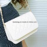 女性のキャンデーカラーハンドバッグの肩の鎖袋(BDMC016)