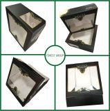 PVC claro papel de la ventana de la torta cajas de regalo