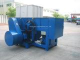 Trituradora de plástico y un solo eje Shredder de máquina de reciclaje con CE (WT48100)