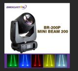 200W Super Mini 5r Moving Head Beam Stage Lighting for Stage