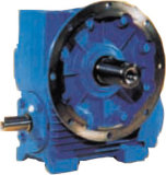 Cfw Cone Worm Gear Reducer mit Flange Mounted