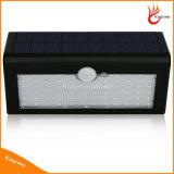 66 LED 3 Mode de travail All in One Motion Sensor Lumière solaire de jardin lumineux Lampe solaire