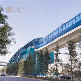 Comitato di alluminio isolato per la metropolitana della stazione di metropolitana