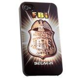 Fbi iPhone 4 van de Stijl Geval