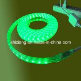 Bande LED 220V (3528-60LeDs-Green)