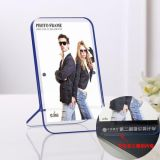 Table Office afficheur de photos de compteur magnétique claire forme de L'acrylique Picture Frame