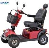Forte puissance pliable 4 roues scooter de mobilité