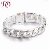Nieuw kom de Zilveren Ketting van de Echte Zilveren Kettingdragers van de Fabriek Juwelen 925 aan