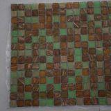 Квадратная мозаика формы, стекло мозаики, плитка мозаики кристаллический стекла