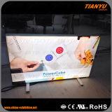 Frameless Aluminiumheller Kasten des gewebe-LED für Förderung