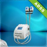 Máquina de elevación Cryolipolysis de la belleza de la piel y cavitación que adelgaza la máquina