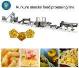 機械を作る揚げられていたNiknakのトウモロコシのカールのKurkure Cheetosのスナック