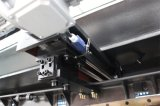 4mm hydraulische CNC-Ausschnitt-Maschine mit Gefäß Deutschland-Emb