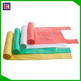 黒いごみ袋は使い捨て可能な屑またはごみ袋の使い捨て可能な袋である